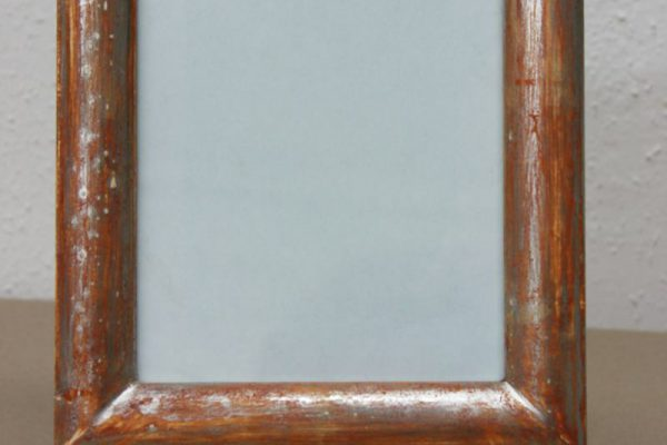 Frame with palladium, patina - Goldcreartiv