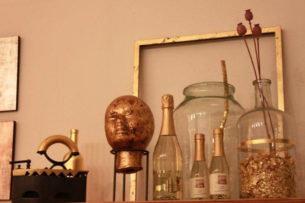 Objekte vergoldet - Goldcreartiv