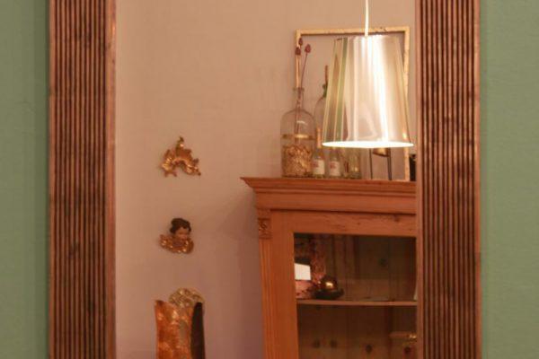 Spiegelrahmen Mondgold Schwarz - Goldcreartiv